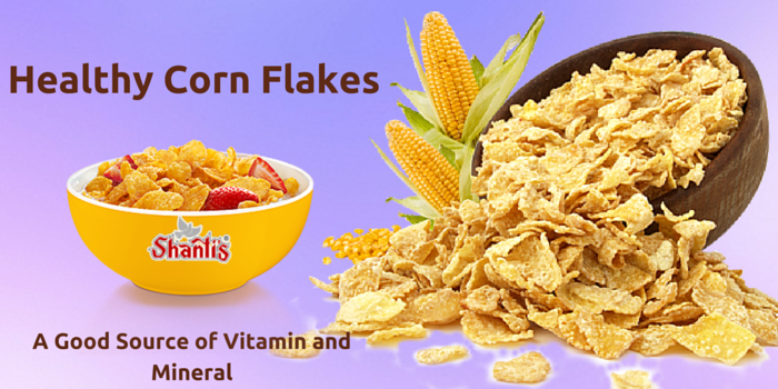 Corn Flakes – A Good Source Of Vitamin and Mineral