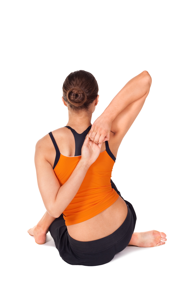 8 Simple and Powerful Yoga Poses Help In Weight Loss