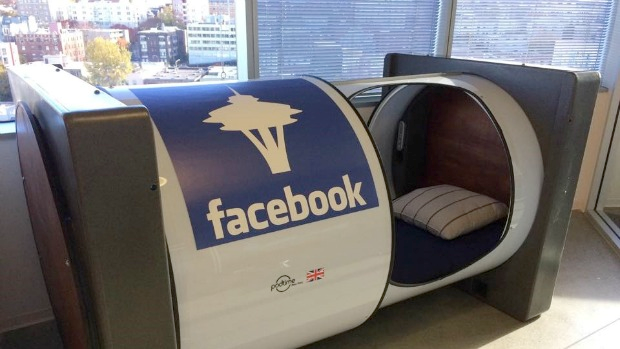 Should Your Office Interior Design Include Sleeping Pods?