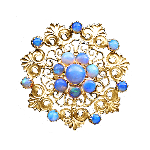 Southwest Silver Gallery—The Appeal Of Vintage Jewelry