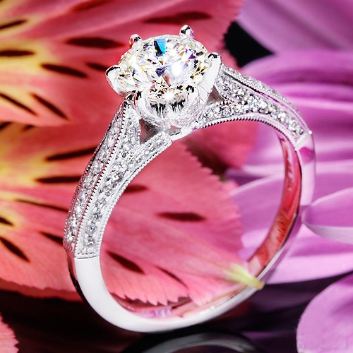 Stylish Designs Of Engagement Rings In Houston