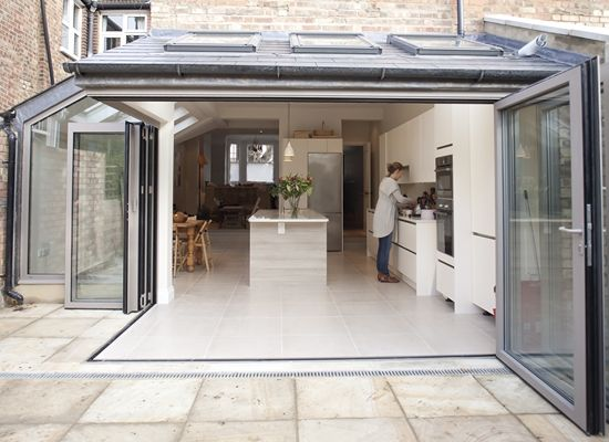 Planning on house extensions ealing area antiquaris for Kitchen ideas ealing
