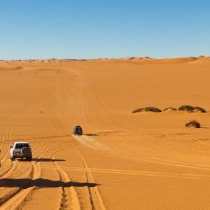 Desert Camping In Jaisalmer With Karni Desert Camps