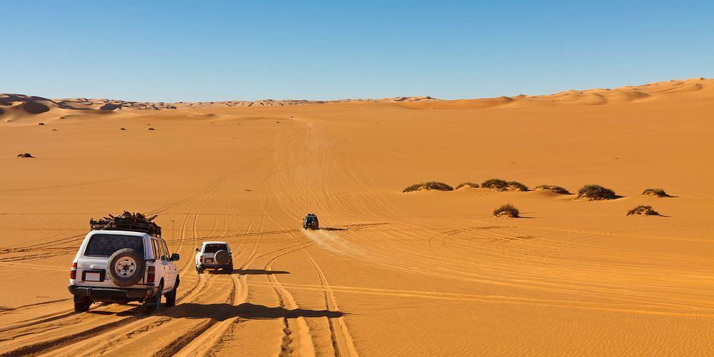 Desert Camping In Jaisalmer With Karni Desert Camps
