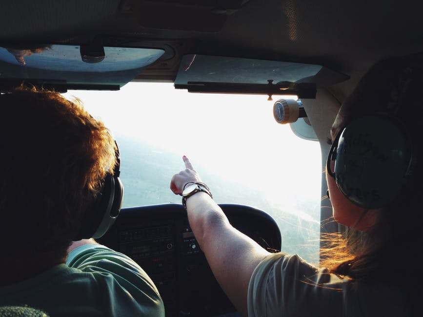 Prepare For Liftoff!: Wonderful Reasons On Why You Should Try To Travel by Helicopter