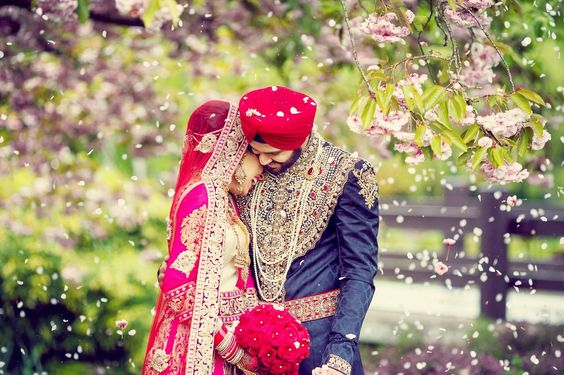 Punjabi Wedding- A Boisterous and Colorful Event